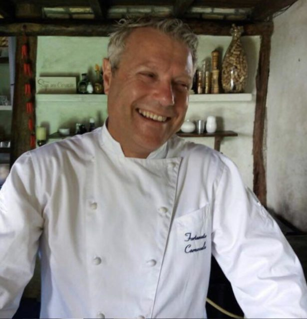 Fortunato Carnovale chef